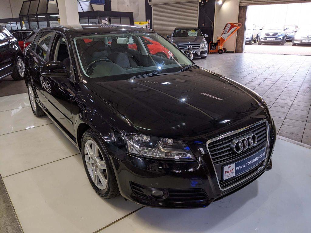 Audi A3 Hatchback 1.6 TDI SE Sportback 5dr
