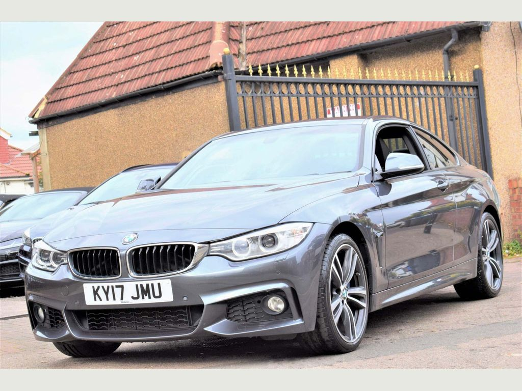 BMW 4 Series Coupe 3.0 440i M Sport (s/s) 2dr