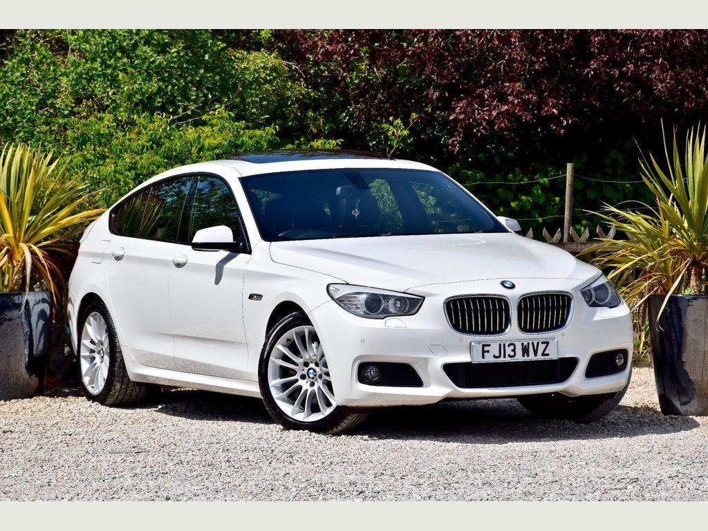 BMW 5 Series Gran Turismo Hatchback 2.0 520d M Sport GT Auto (s/s) 5dr