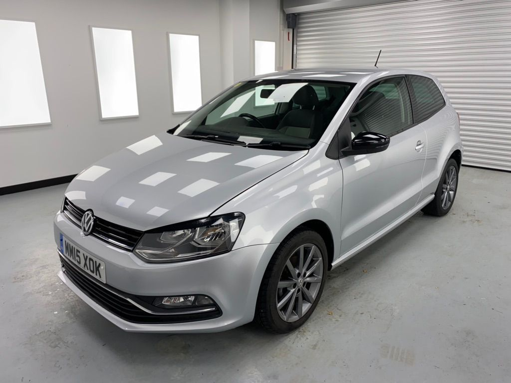 Volkswagen Polo Hatchback 1.2 TSI BlueMotion Tech SE Design (s/s) 3dr