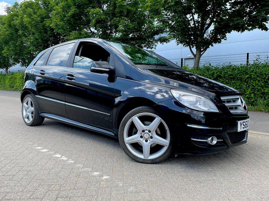 Mercedes-Benz B Class Hatchback 2.0 B180 CDI Sport CVT 5dr