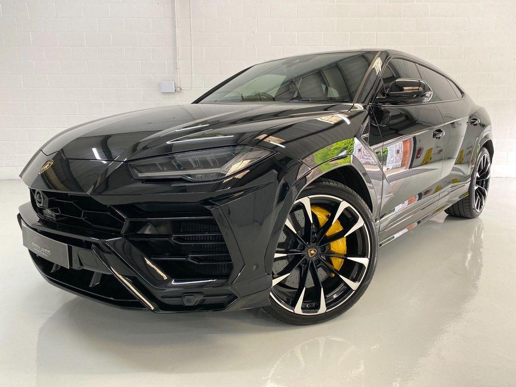 Lamborghini Urus SUV 4.0 V8 BiTurbo Auto 4WD 5dr