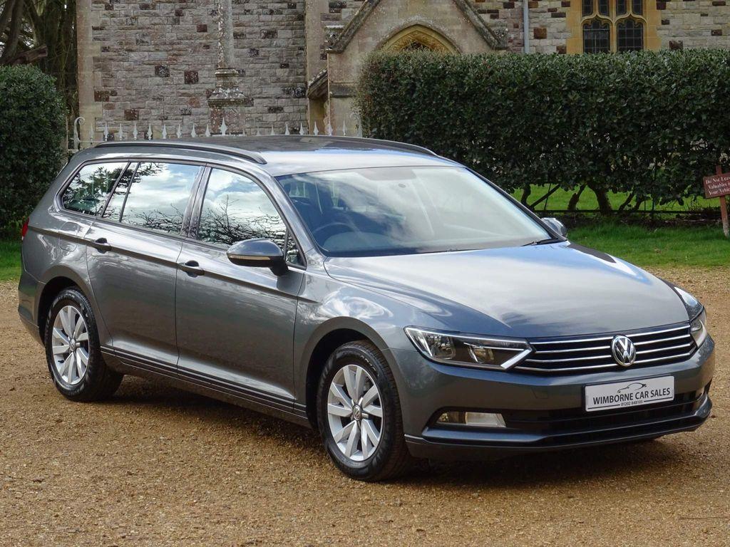 Volkswagen Passat Estate 2.0 TDI BlueMotion Tech S DSG (s/s) 5dr