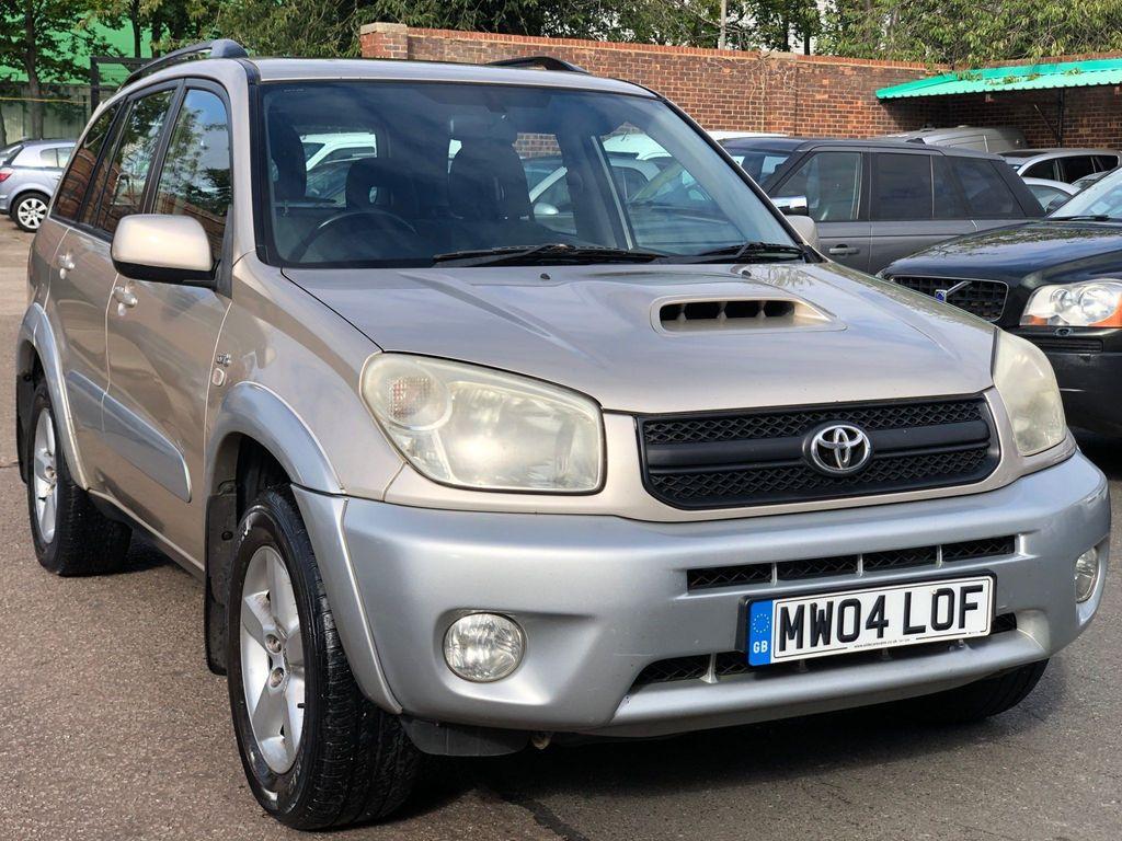 Toyota RAV4 SUV 2.0 D-4D XT3 4WD 5dr