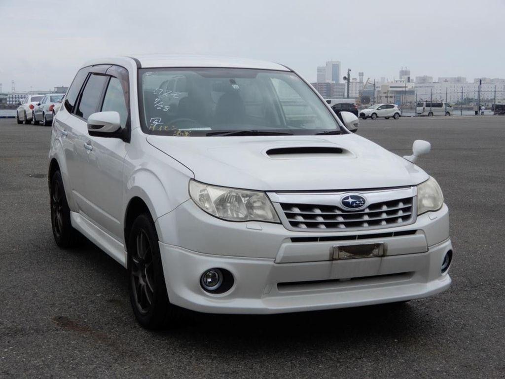 Subaru Forester SUV JDM SH5 XT 2.0L TURBO 230 BHP AUTO