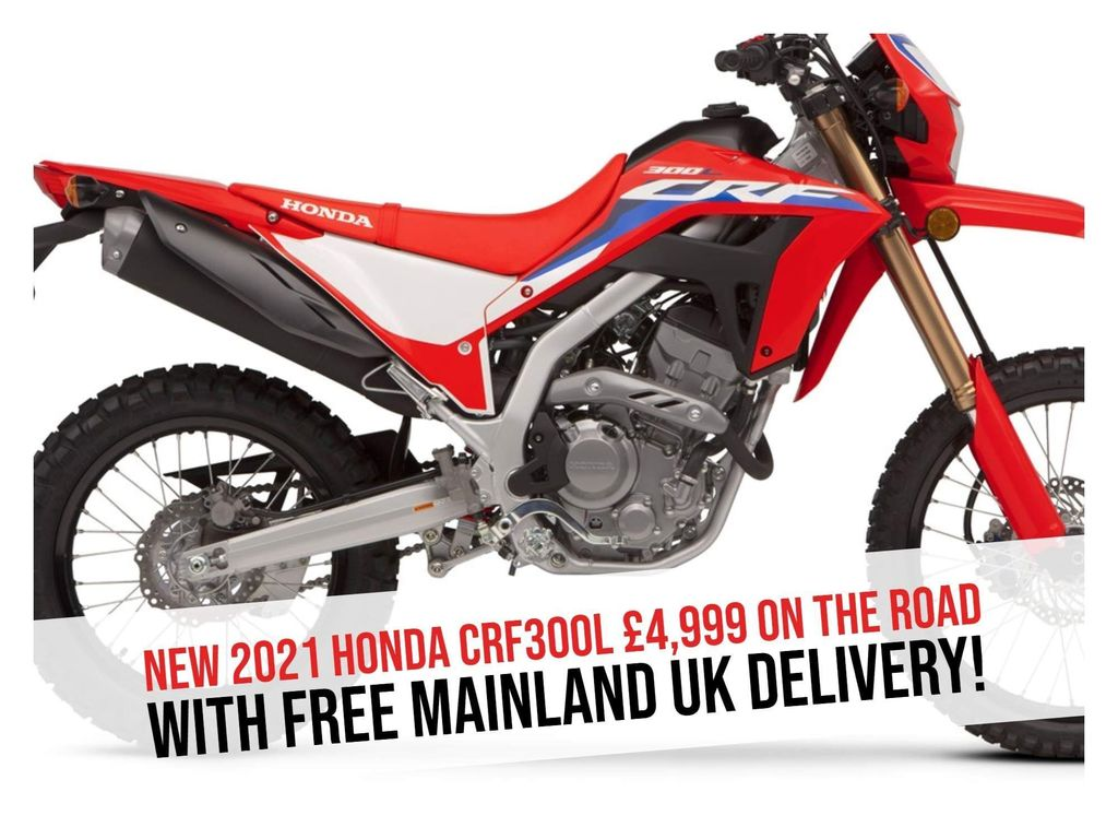 Honda CRF300L Unlisted