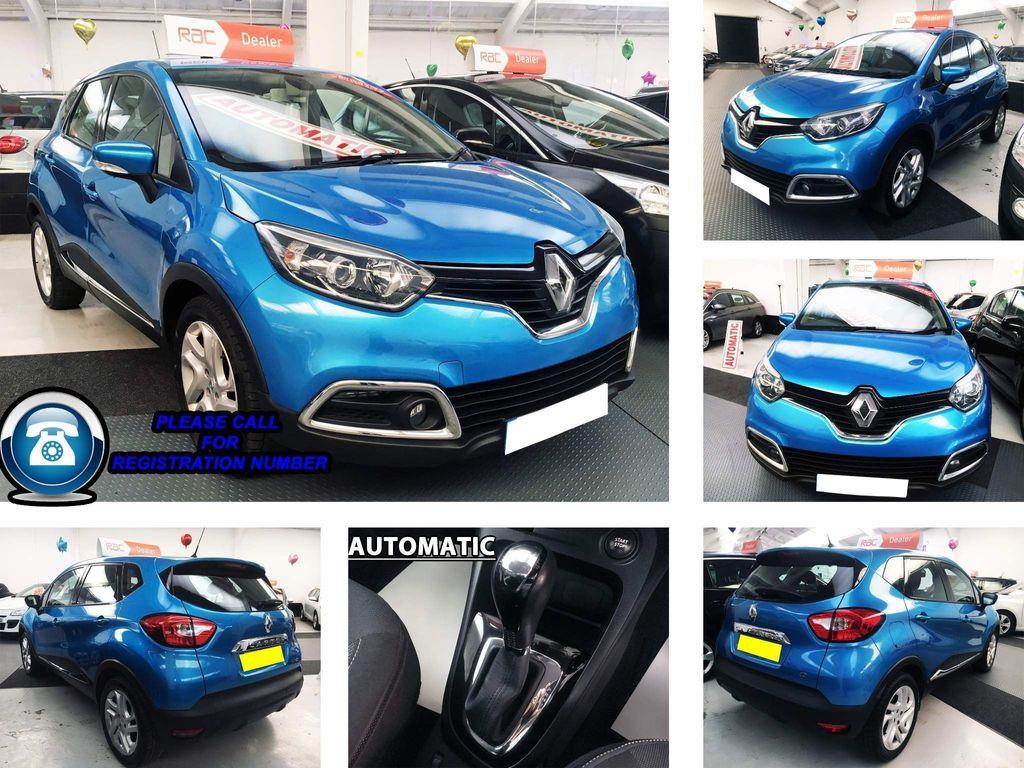 Renault Captur SUV 1.5 dCi Dynamique MediaNav EDC 5dr