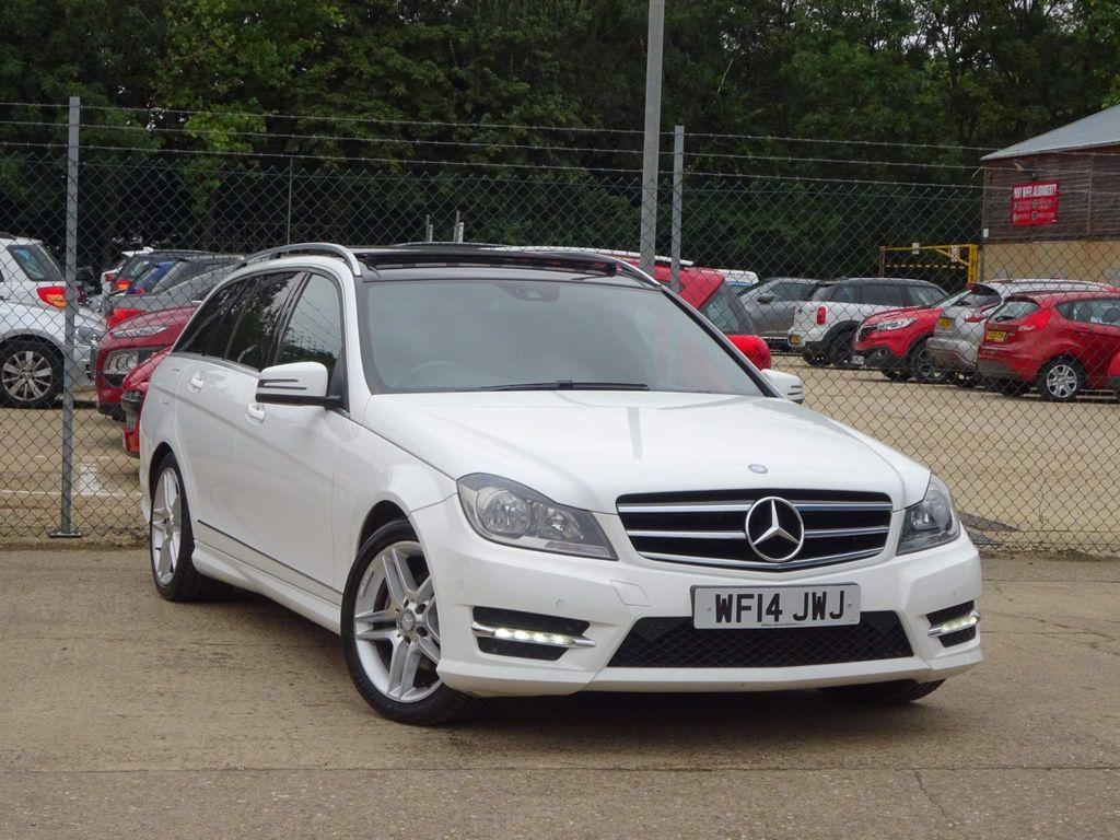 Mercedes-Benz C Class Estate 2.1 C220 CDI AMG Sport Edition (Premium Plus) 7G-Tronic Plus 5dr