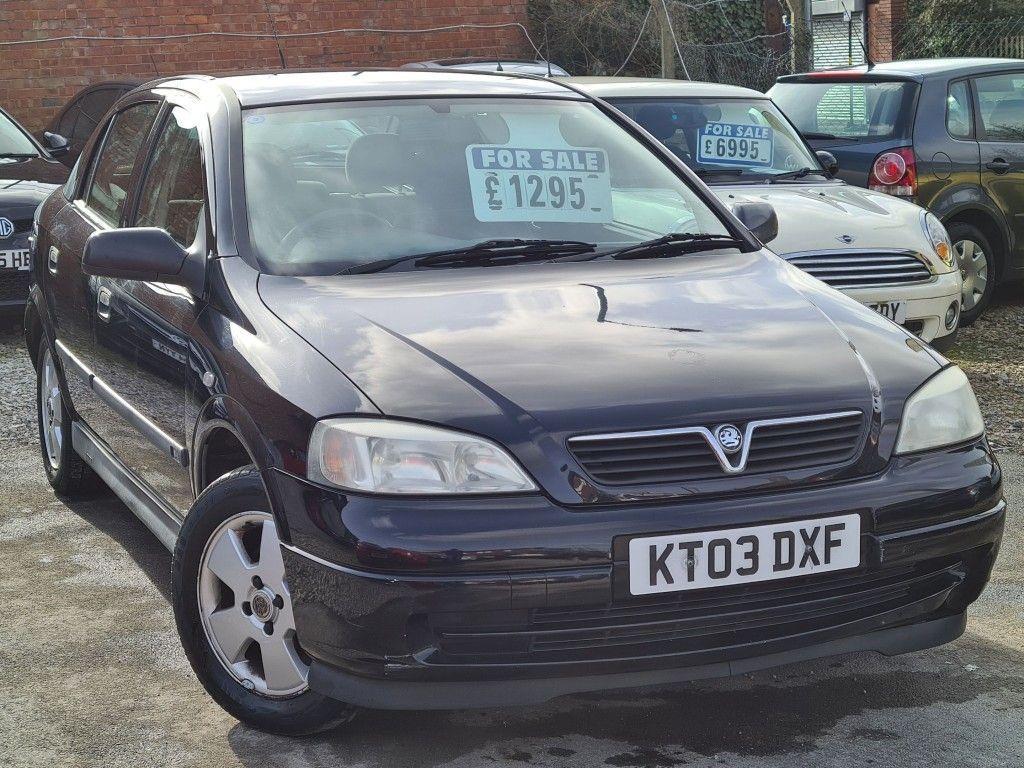 Vauxhall Astra Hatchback 1.6 i 16v Elegance 5dr