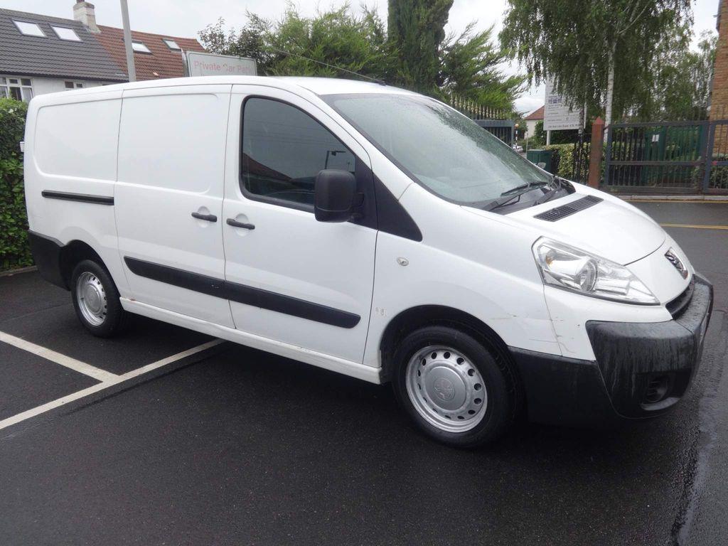 Peugeot Expert Panel Van 1.6 HDi L2 H1 LWB 4dr