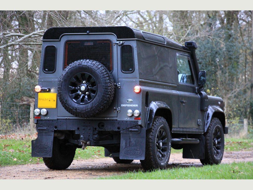 Land Rover Defender 90 SUV 2.2 TD XS Hard Top 3dr