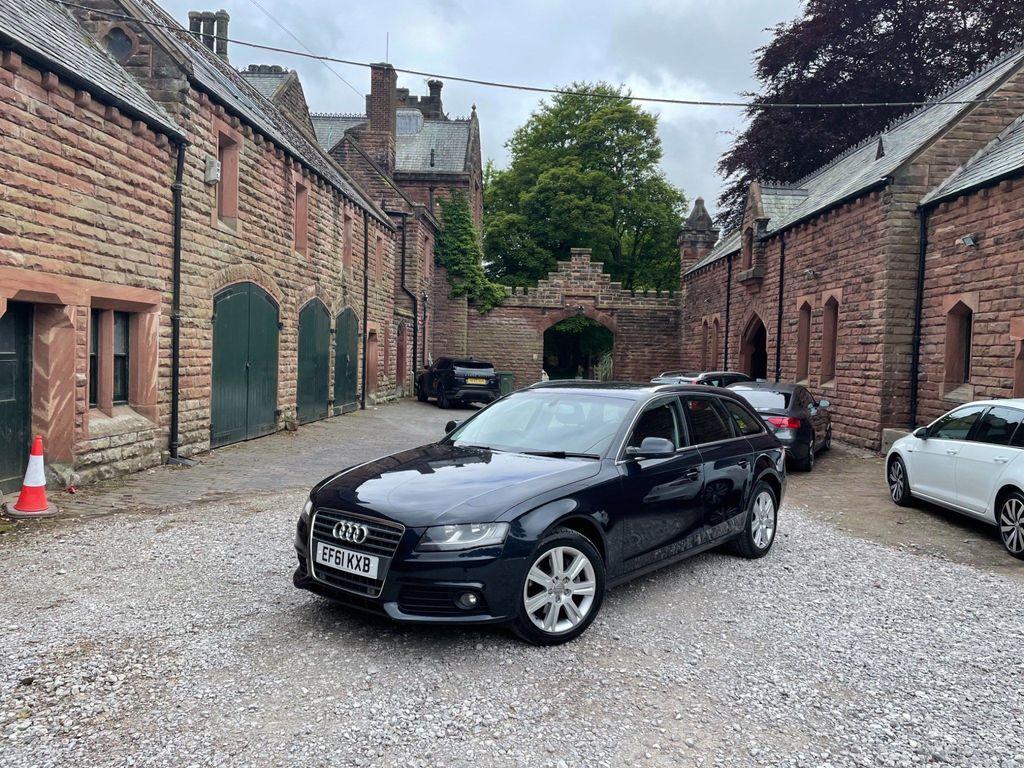 Audi A4 Avant Estate 2.0 TDI Technik 5dr