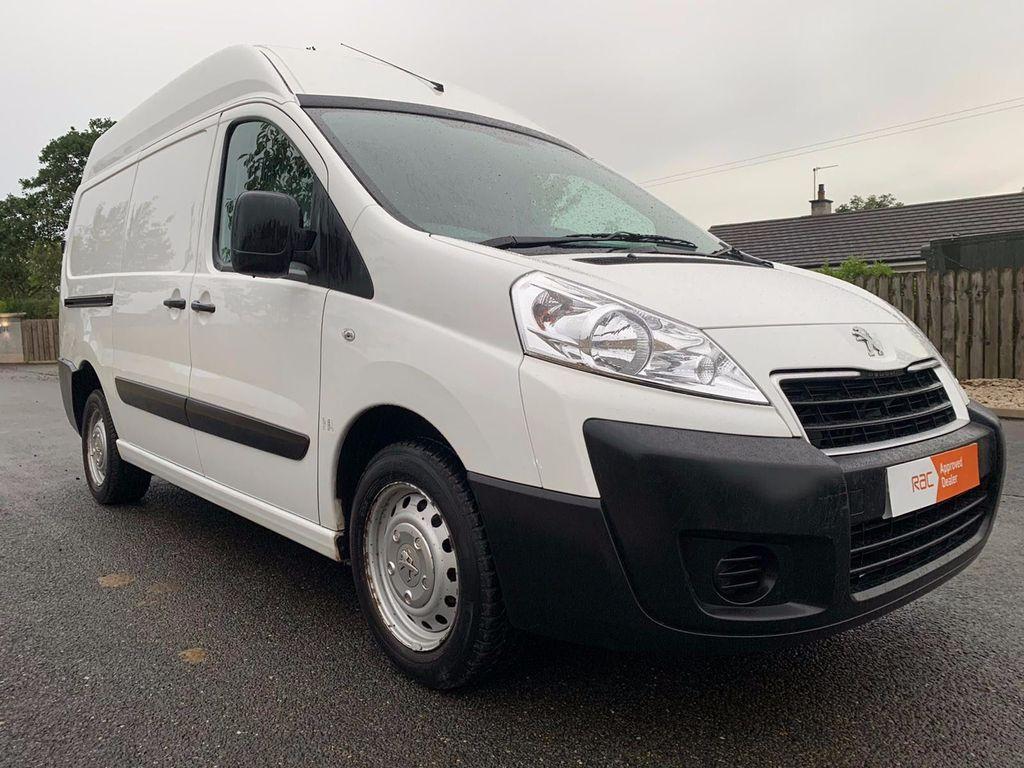 Peugeot Expert Panel Van 2.0 HDi (EU5) L2 H2 4dr