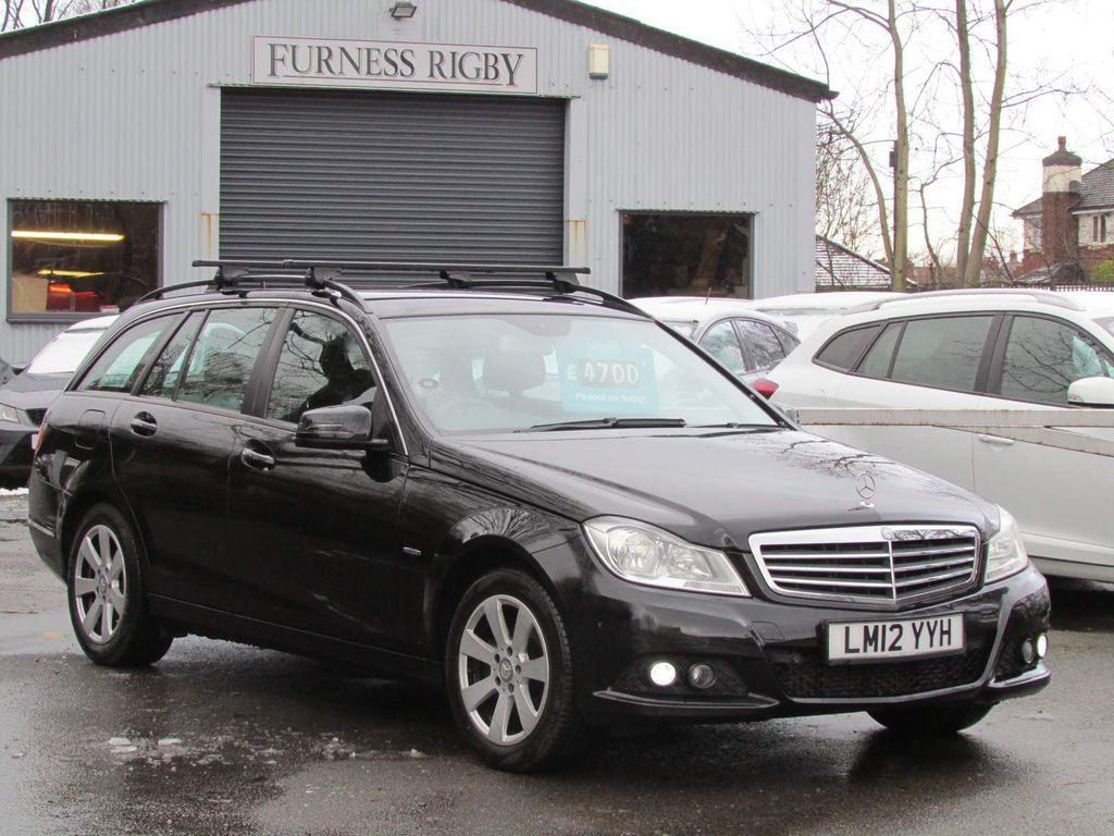 Mercedes-Benz C Class Estate 2.1 C220 CDI BlueEFFICIENCY SE 5dr