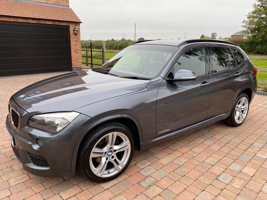 BMW X1 SUV 2.0 25d M Sport Auto xDrive 5dr