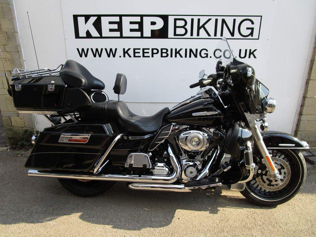 Harley-Davidson Touring Tourer 1690 FLHTK Electra Glide Ultra Limited