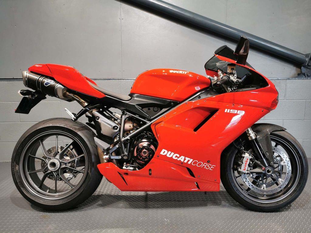 Ducati 1198 Super Sports 1200