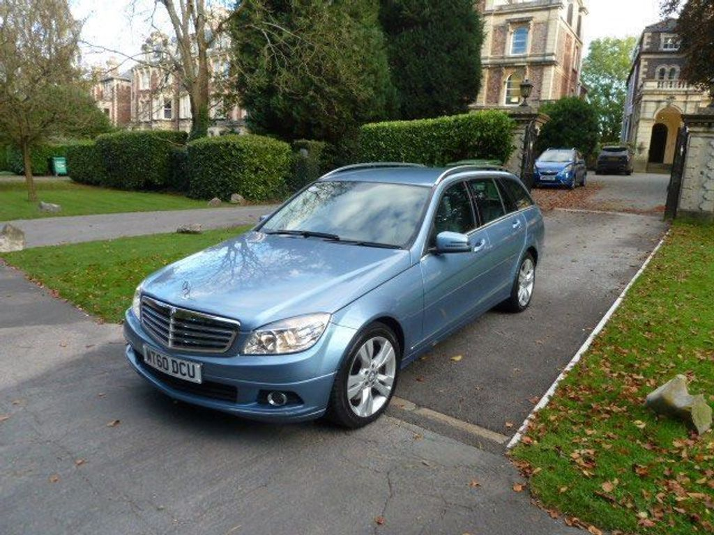 Mercedes-Benz C Class Estate 3.5 C350 Elegance G-Tronic 5dr