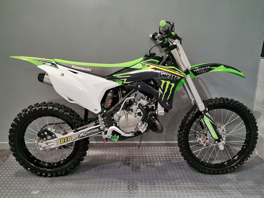 Kawasaki KX85 Motocrosser 85 II