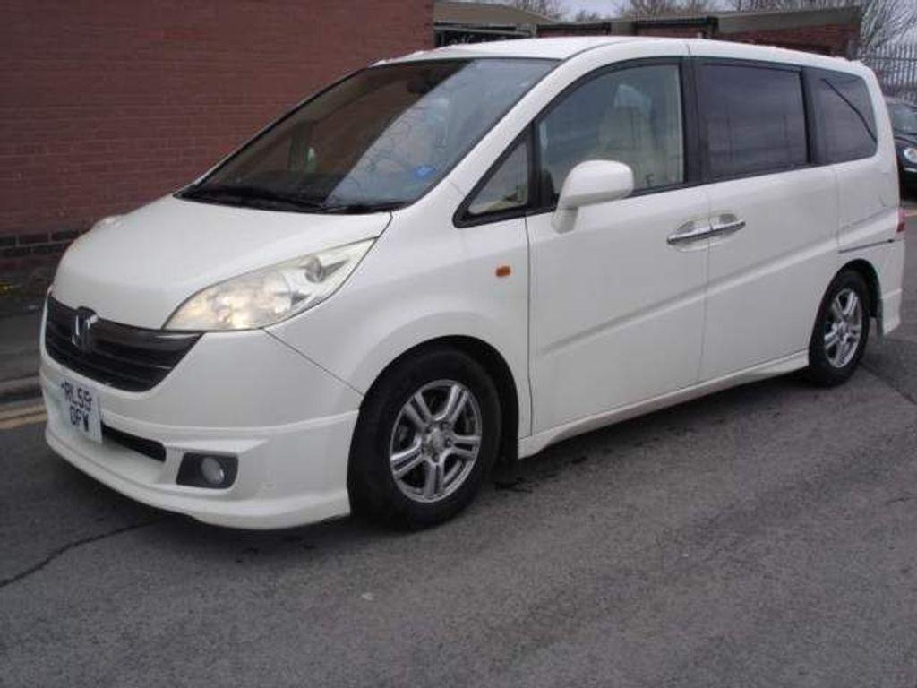 Honda Stepwagon MPV