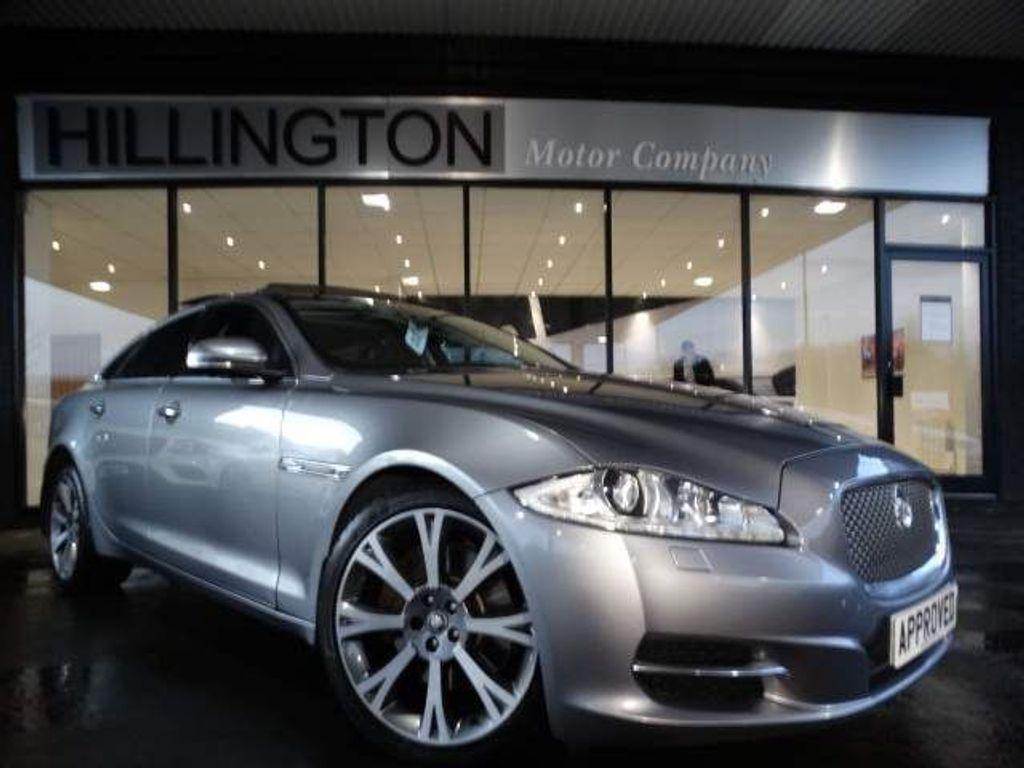 Jaguar XJ Saloon 3.0d V6 Luxury Auto 4dr