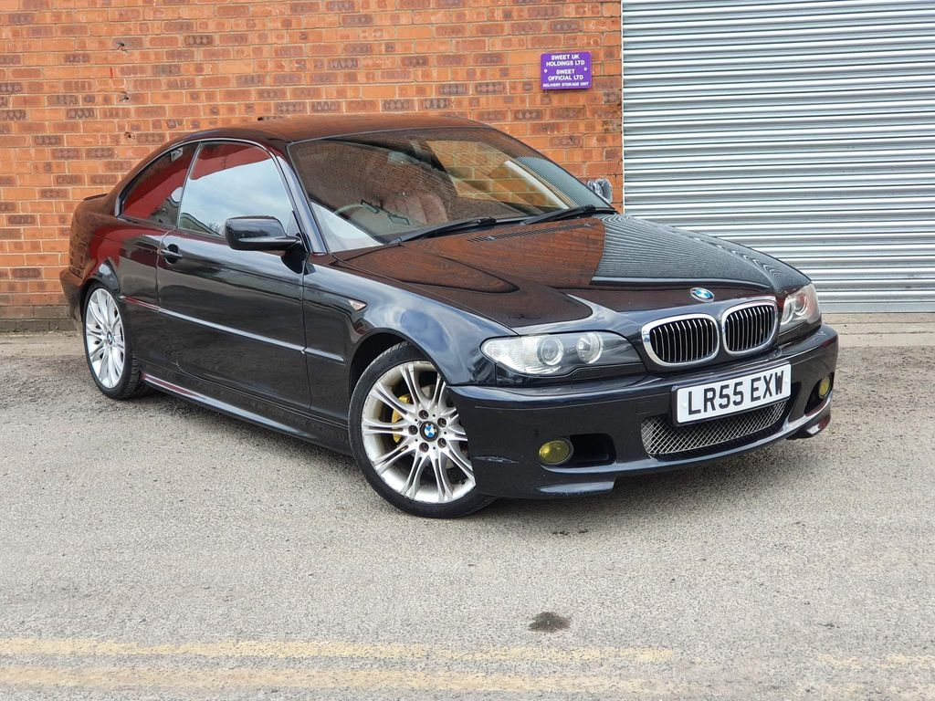 BMW 3 Series Convertible 2.5 325Ci 325 M Sport Sequential 2dr