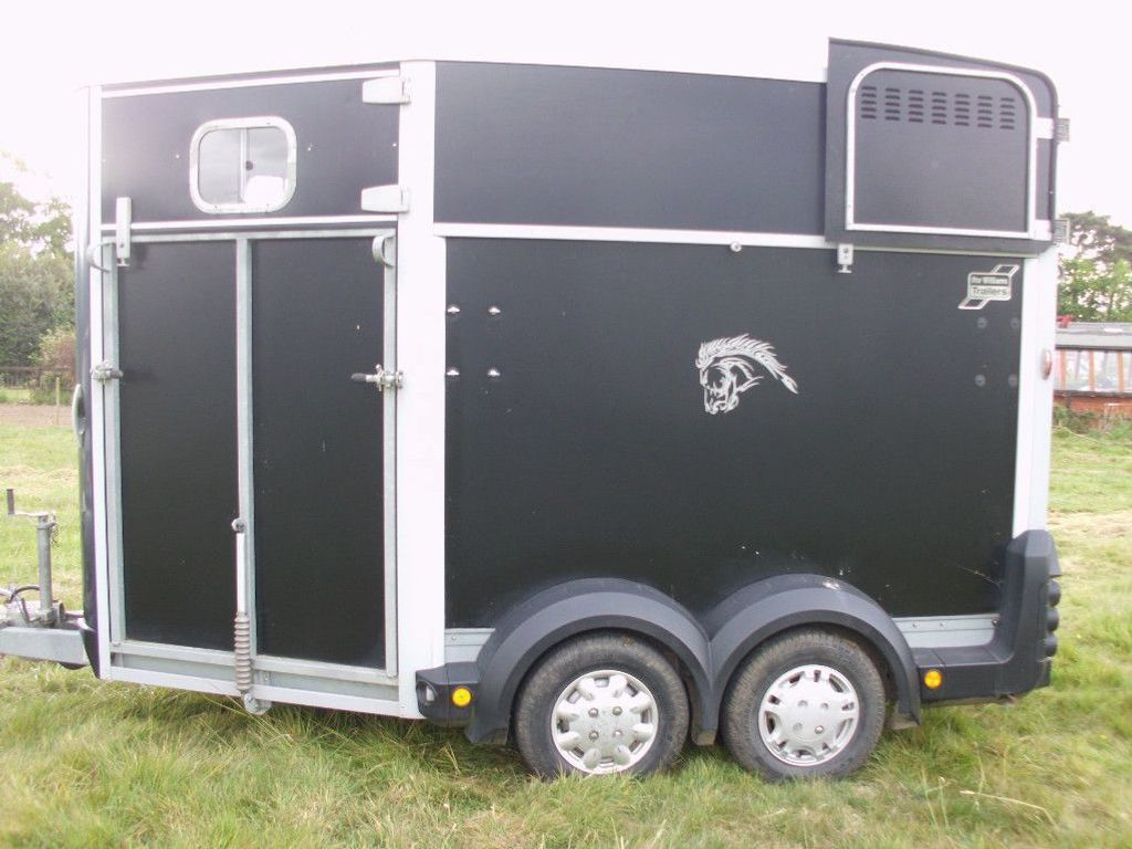 Ifor Williams HB 511 Unlisted