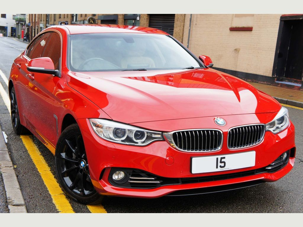 BMW 4 Series Gran Coupe Saloon 3.0 435d Luxury Gran Coupe Auto xDrive 5dr