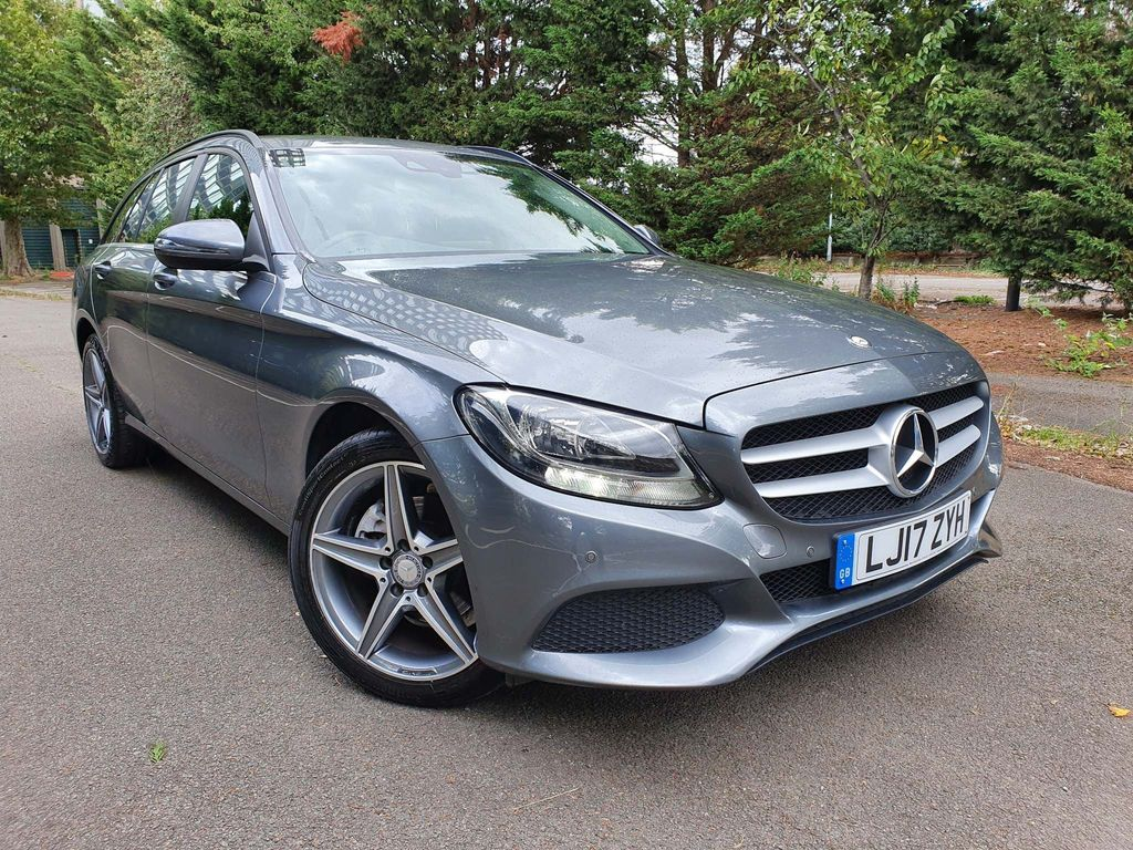 MERCEDES-BENZ C CLASS Estate 2.0 C200 SE G-Tronic+ (s/s) 5dr