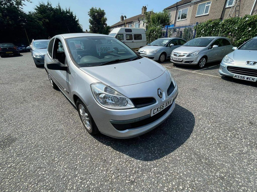 Renault Clio Hatchback 1.2 16v Extreme 3dr