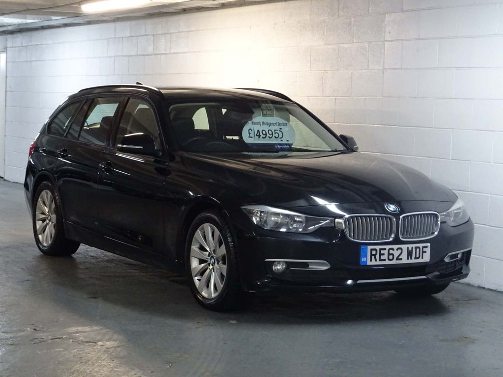 BMW 3 Series Estate 2.0 320d Modern Touring (s/s) 5dr