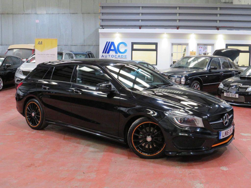 Mercedes-Benz CLA Class Estate 2.1 CLA220 OrangeArt COMAND Shooting Brake 7G-DCT (s/s) 5dr