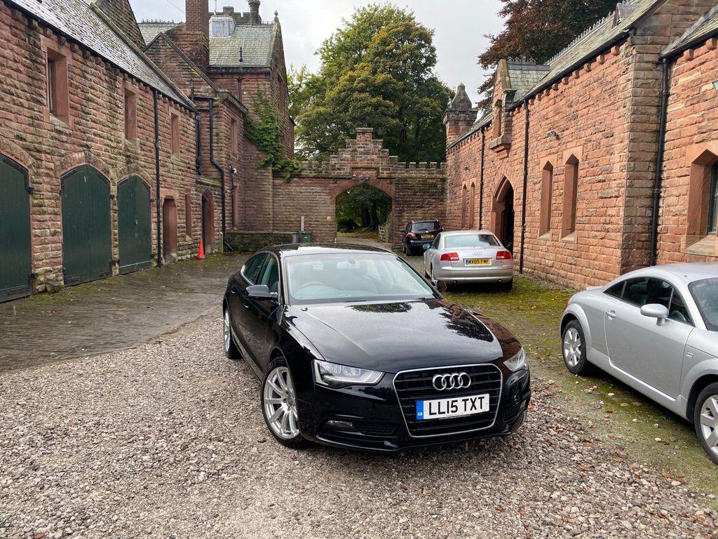 Audi A5 Hatchback 2.0 TDI ultra SE Technik Sportback 5dr