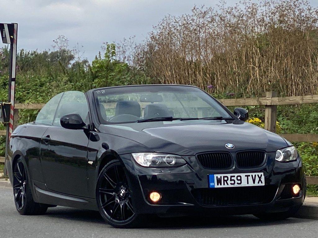 BMW 3 Series Convertible 2.0 320i M Sport Highline 2dr