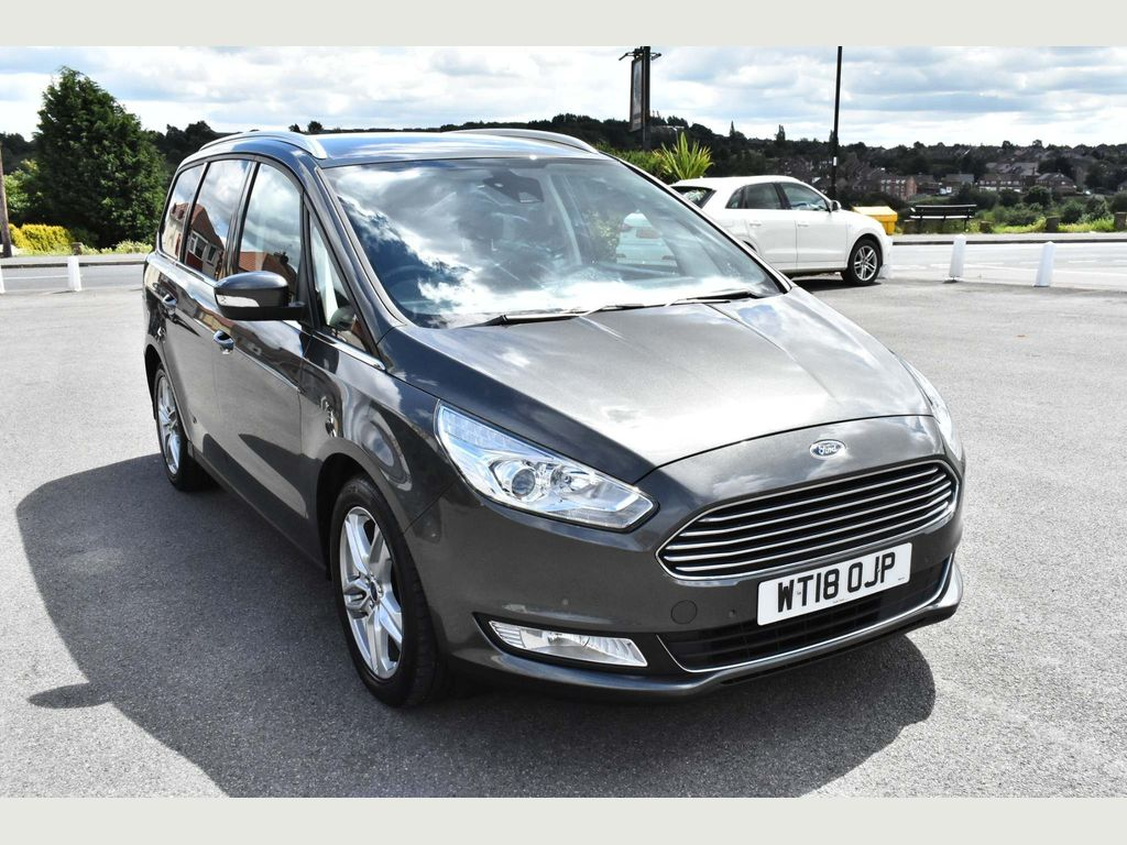 Ford Galaxy MPV 2.0 TDCi Titanium Powershift (s/s) 5dr