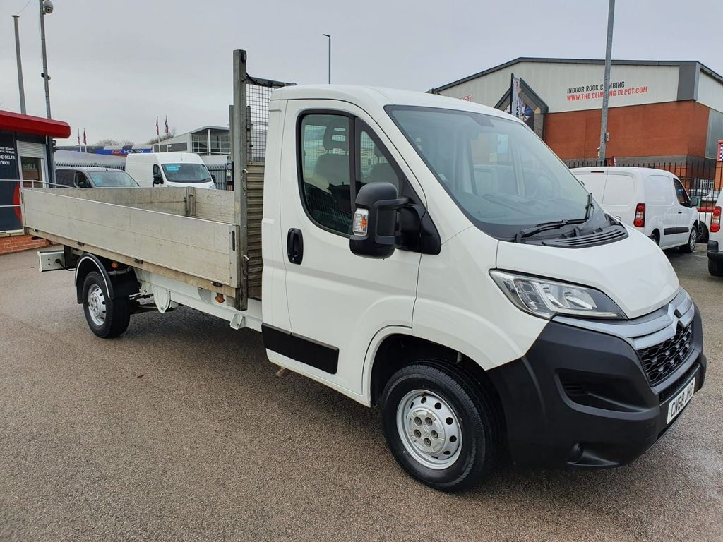 Citroen Relay Dropside 2.0 BlueHDi 35 Enterprise L3 EU6 2dr