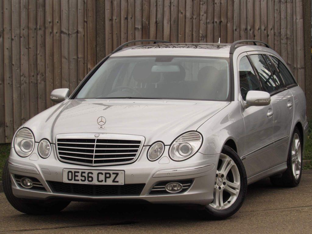 Mercedes-Benz E Class Estate 3.0 E320 CDI Avantgarde G-Tronic 5dr