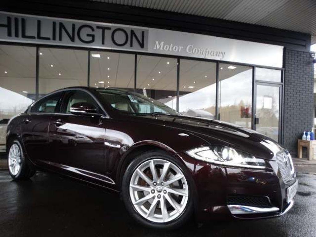 Jaguar XF Saloon 2.2 TD Premium Luxury 4dr