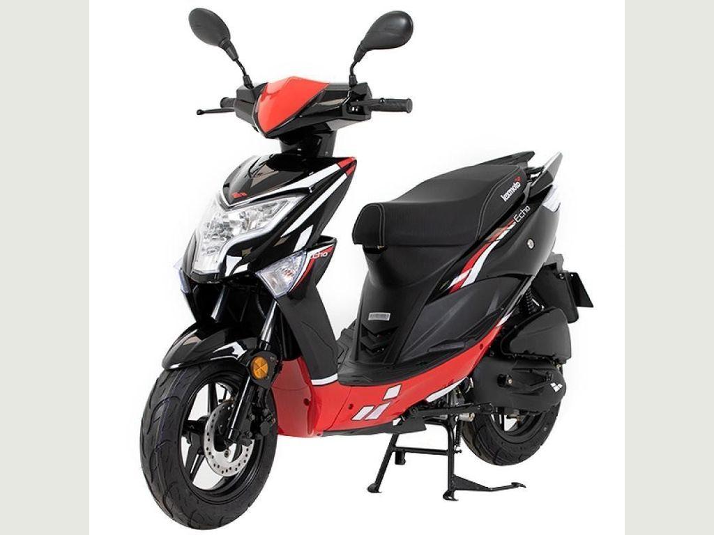 Lexmoto Echo Moped 50 E5