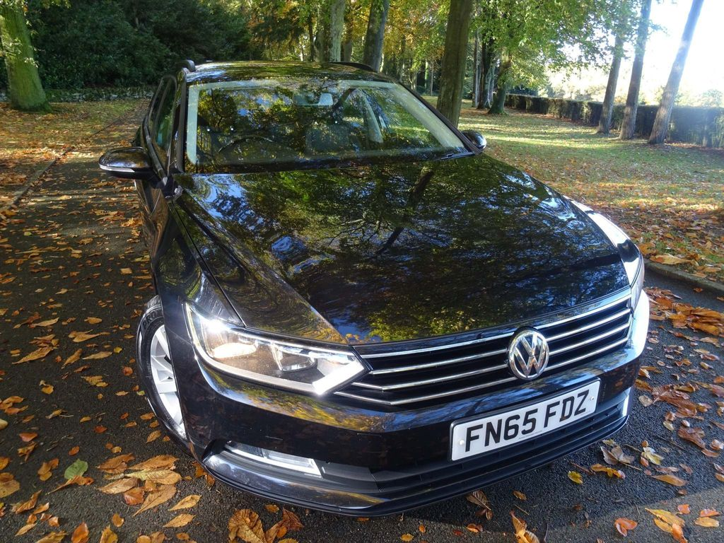 Volkswagen Passat Estate 2.0 TDI BlueMotion Tech S (s/s) 5dr