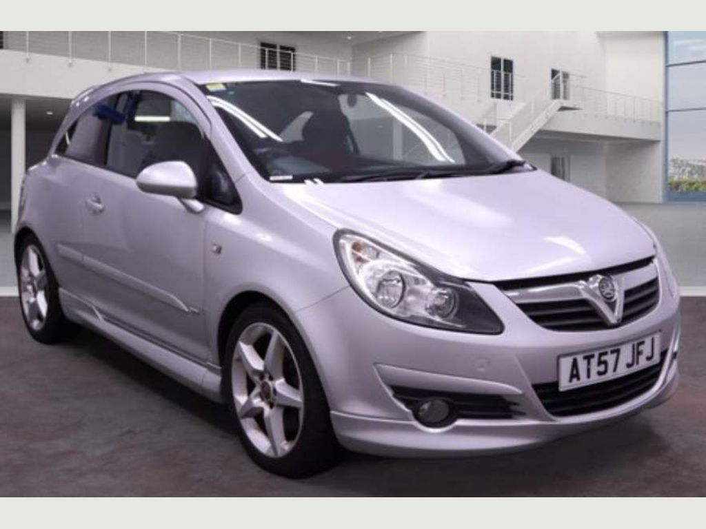 Vauxhall Corsa Hatchback 1.6 i 16v SRi 3dr