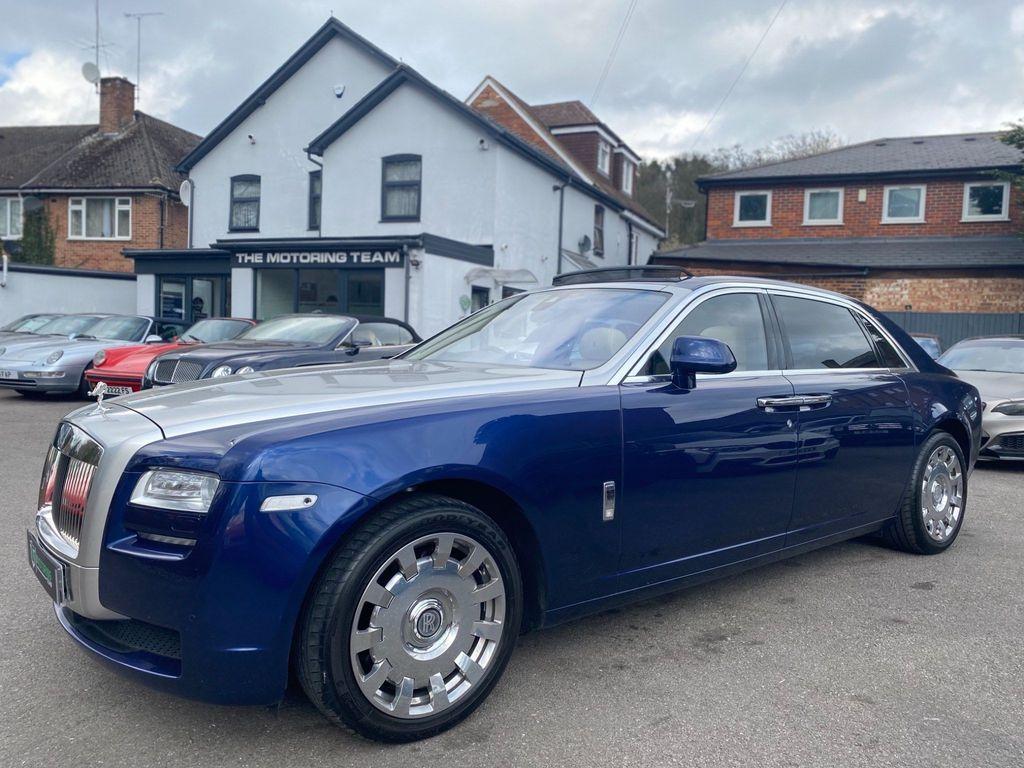Rolls-Royce Ghost Saloon 6.6 V12 Auto 4dr EWB
