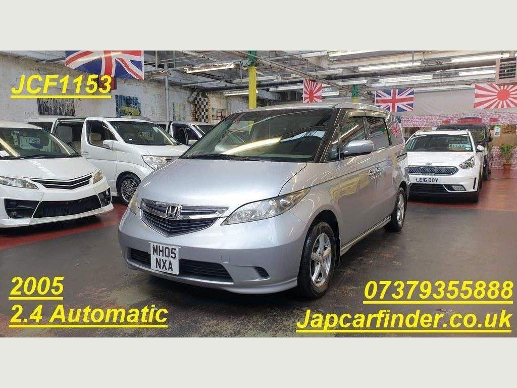 Honda Elysion MPV 2.4 8 Seater Auto Camera P door