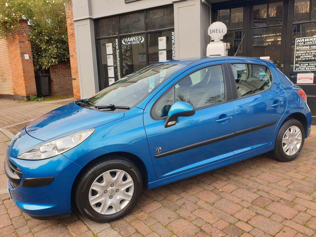 Peugeot 207 Hatchback 1.4 S 5dr