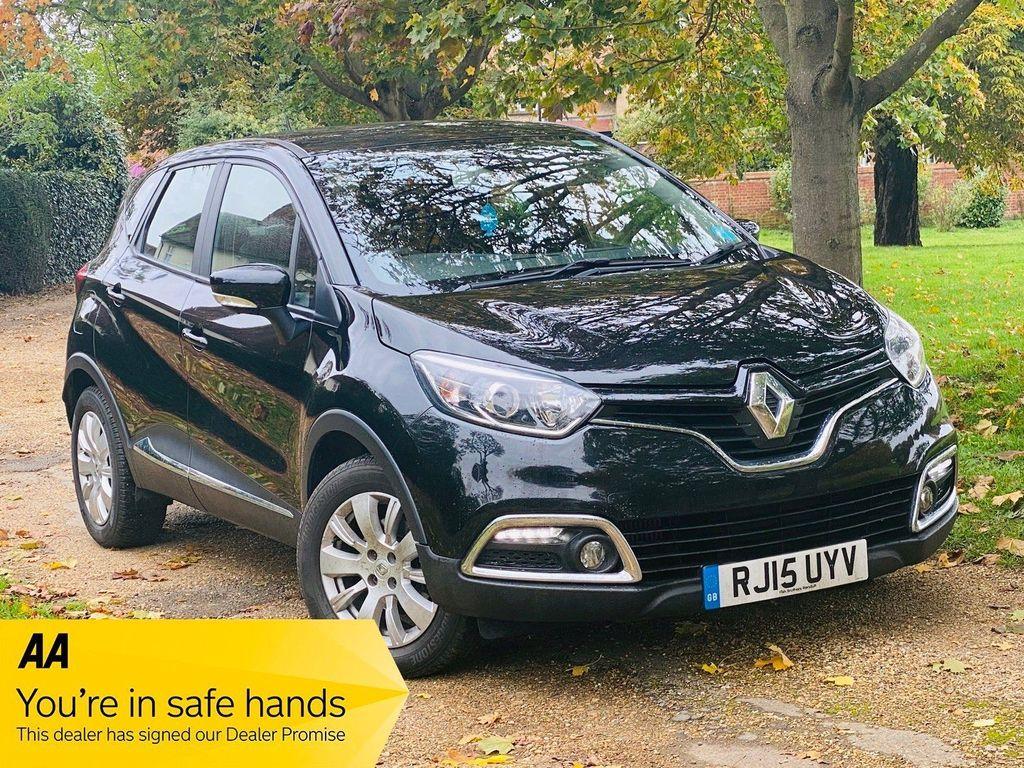 Renault Captur SUV 1.5 dCi ENERGY Expression + (s/s) 5dr