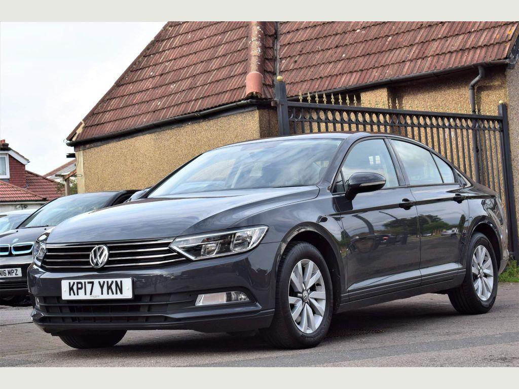 Volkswagen Passat Saloon 1.6 TDI BlueMotion Tech S DSG (s/s) 4dr