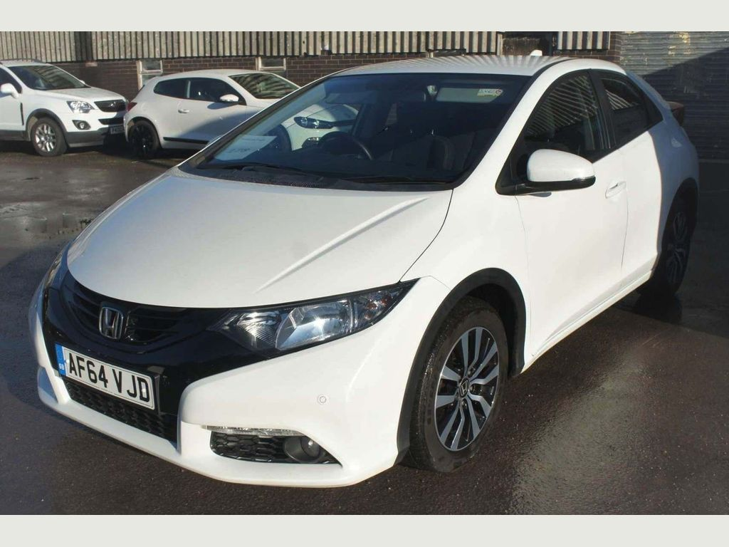Honda Civic Hatchback 1.6 i-DTEC SE Plus 5dr (DAB/Premium Audio)