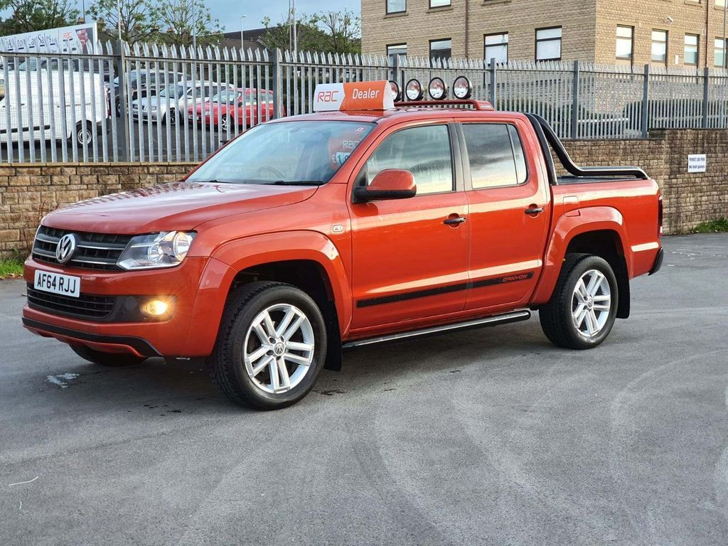Volkswagen Amarok Pickup 2.0 BiTDI BlueMotion Tech Canyon Per Pickup 4MOTION 4dr