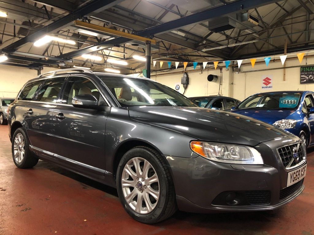 Volvo V70 Estate 3.0 T6 SE Lux Geartronic AWD 5dr