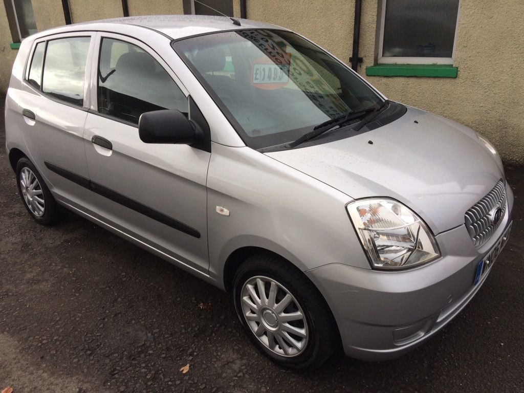 Kia Picanto Hatchback 1.0 S 5dr